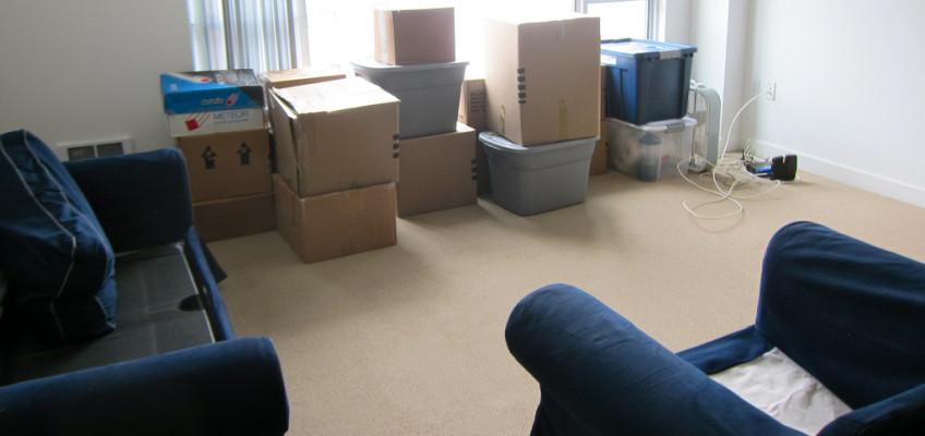 Plánujete stěhování? Štěstí přeje připraveným