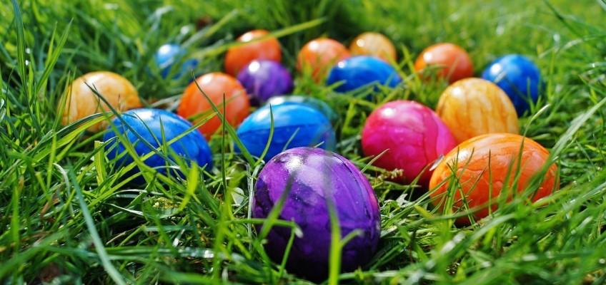 Velikonoce: Zkuste je letos oslavit netradičně