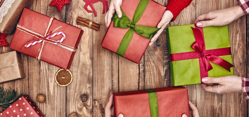 Dárky o Vánocích: Vyřešili jsme dilema, koho obdarovat a koho už nikoliv