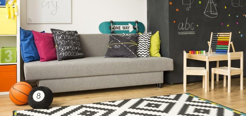 Rychlokurz: Jak zútulnit domov pomocí barev