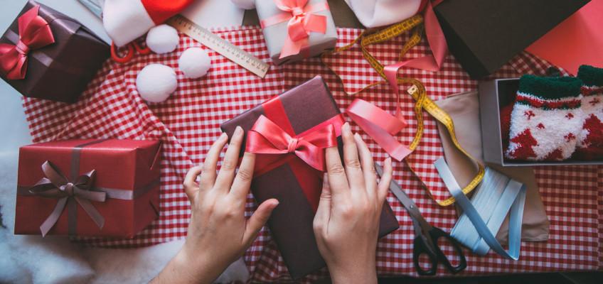 Tipy na netradiční balení dárků