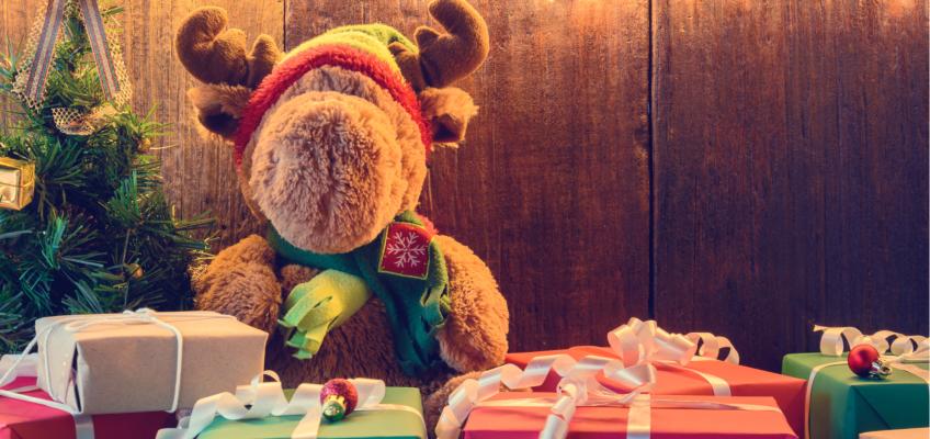 Tip na dárek pro předškolní děti: Jeden dárek, nekonečno možností