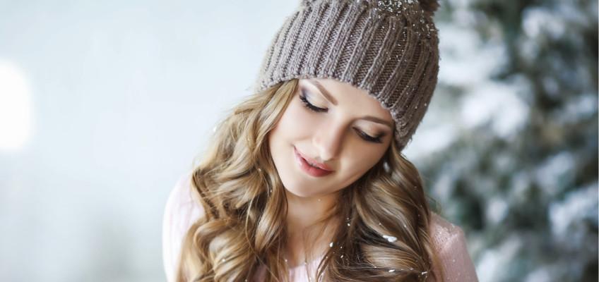 Probuďte k životu vlasy přešlé mrazem