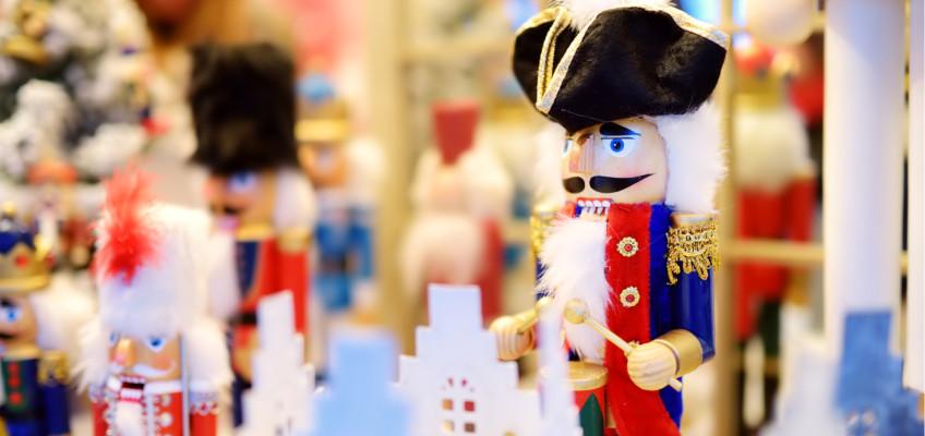 Průvodce hraček k Vánocům pro děti v předškolním věku