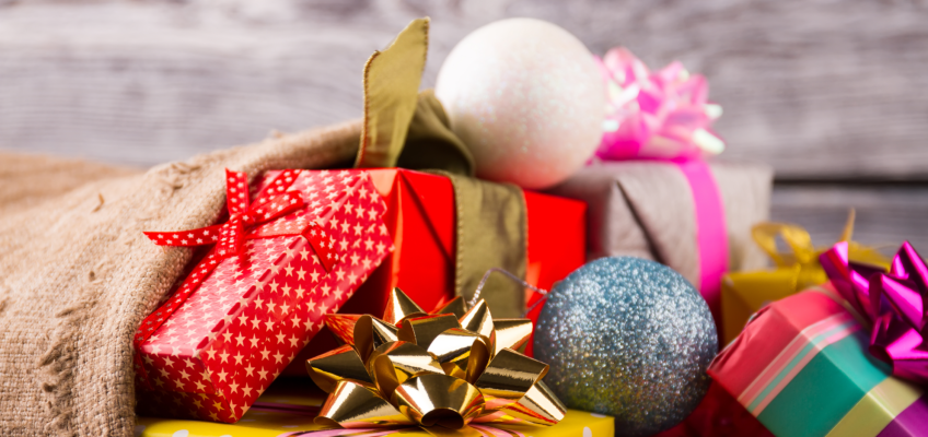Tři tipy na vánoční dárky, které vykouzlí úsměv na tváři