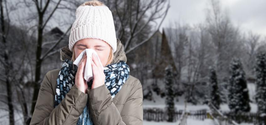 V boji se zimními nemocemi je nejúčinnější prevence