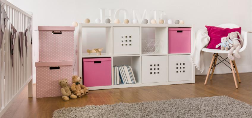Bydlíte v malém bytě? Máme pro vás tipy, jak vytvořit více úložného prostoru.