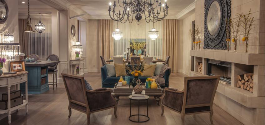 Francouzský venkov: jak si zařídit interiér ve stylu Provence?