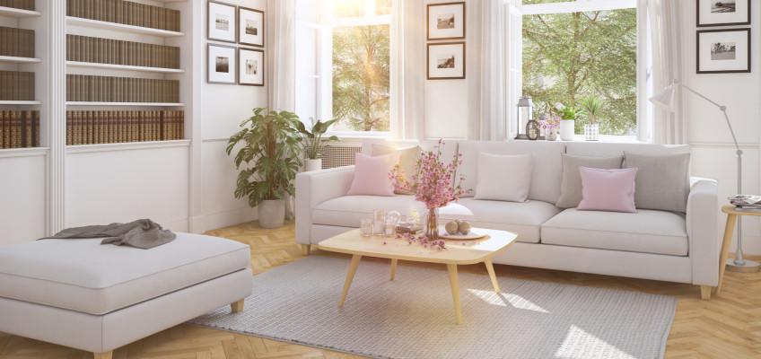 Hledáte inspiraci pro jarní obměnu interiéru? Zkuste to tentokrát od podlahy.