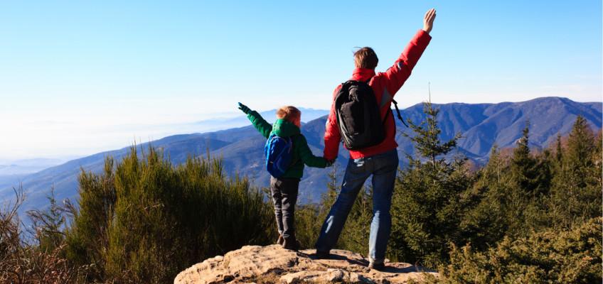 Jarní prázdniny v plném proudu. Užijte si je s dětmi na horách