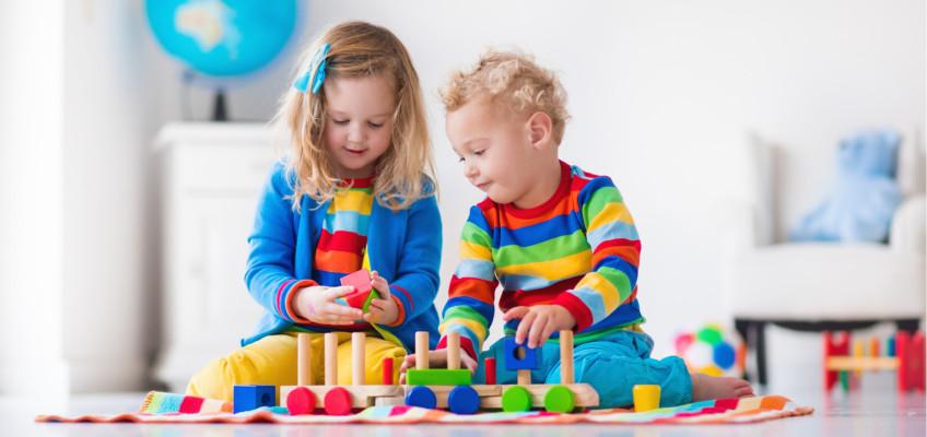 Éra tvořivých a kreativních hraček na vzestupu. Pořiďte pro své dítě hračky na rozvoj logiky a motoriky