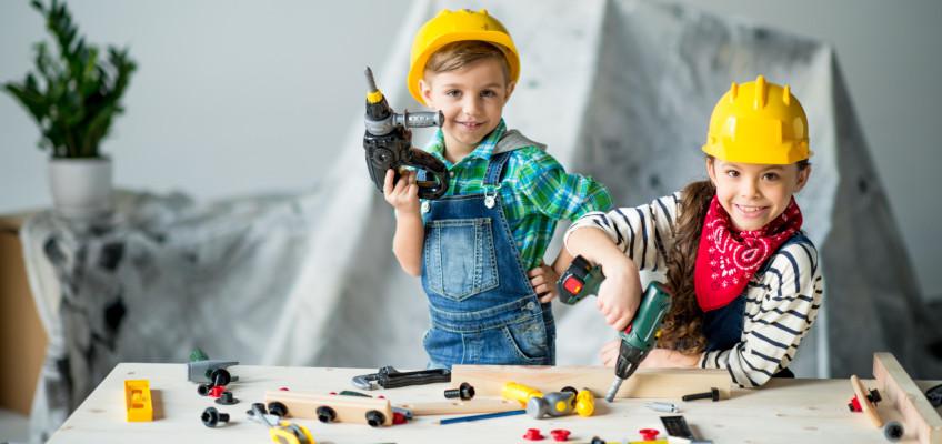 Hračky, které mají děti nejraději. Stavebnice Malý konstruktér láme rekordy