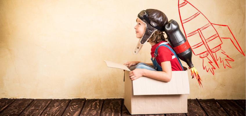 Veďte své děti k rozvíjení kreativity a technické zdatnosti