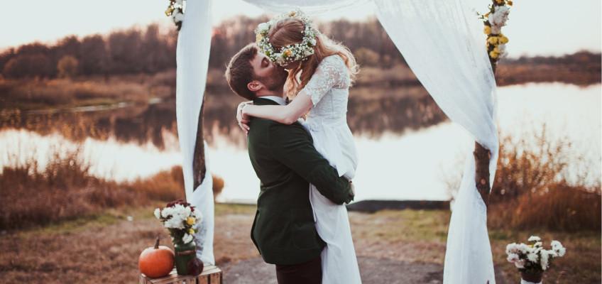 Neotřelý svatební obřad tkví v detailech