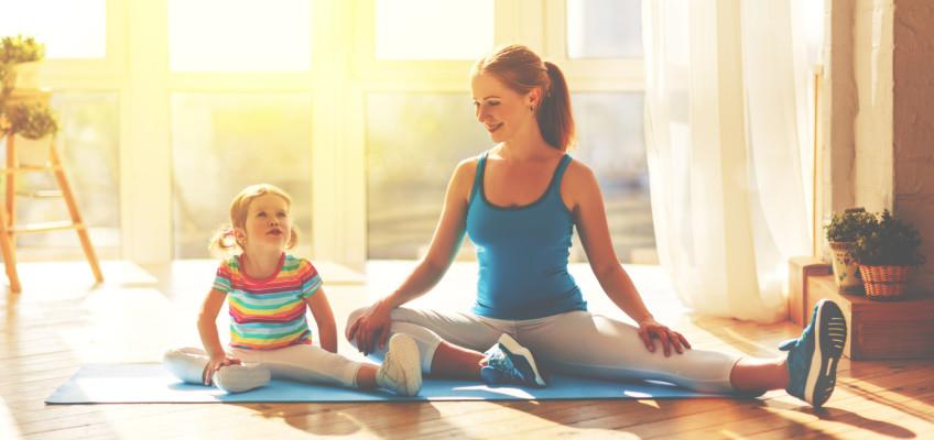 Jak poznat vadné držení těla u dětí