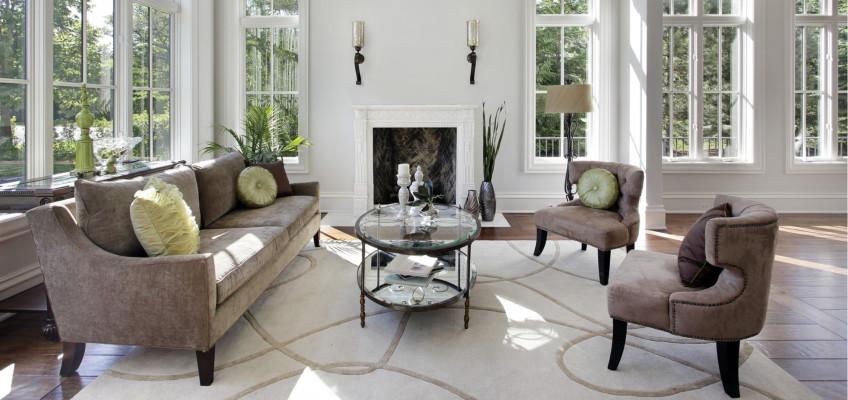 Vneste do svého účelně zařízeného domova hřejivý prvek rustikálního stylu