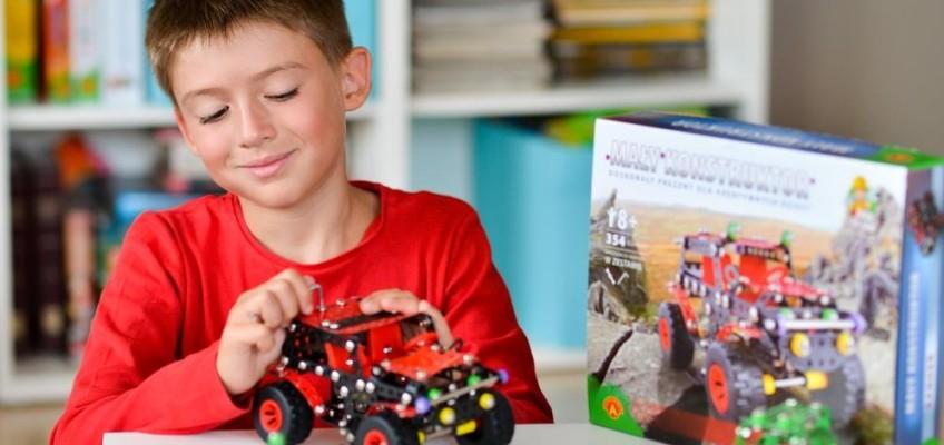 Hračky a jejich role v rozvoji osobnosti dítěte