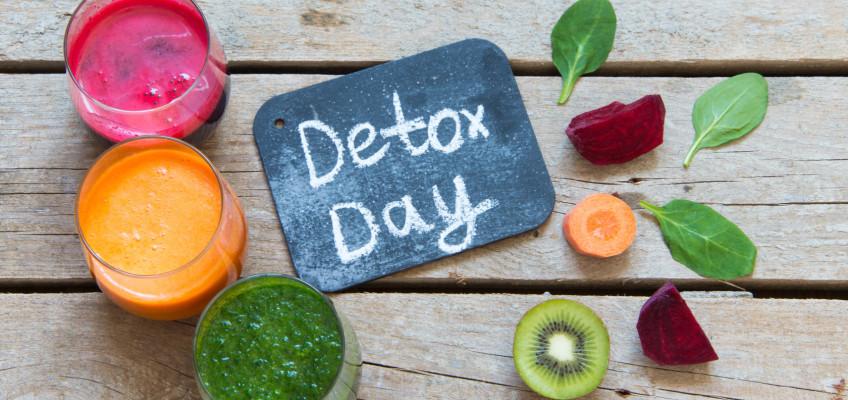 Detoxikace před Vánoci má mnoho pozitivních účinků. Jak na ni?