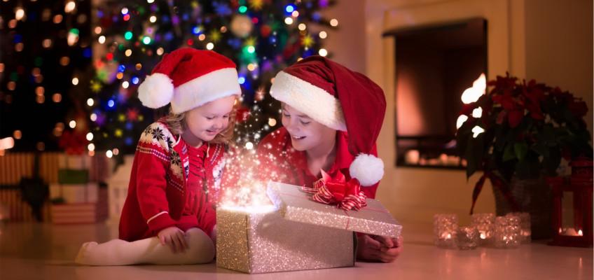 Dárky, které dětem vykouzlí úsměv na tváři