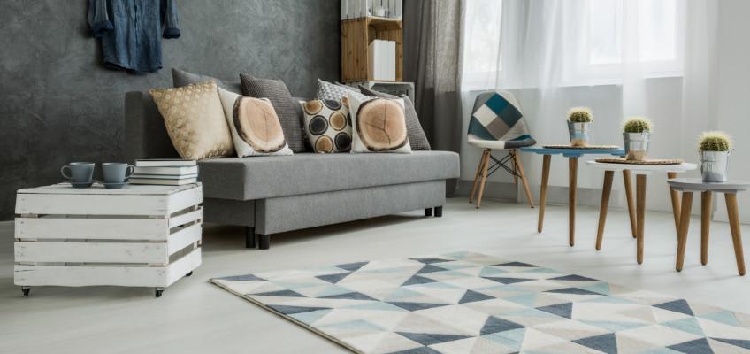 Koberce a koberečky. Dovedou udělat z obydlí opravdový domov