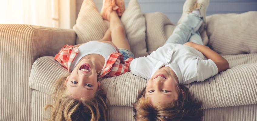 Tipy, jak bez televize či počítače zabavit děti doma