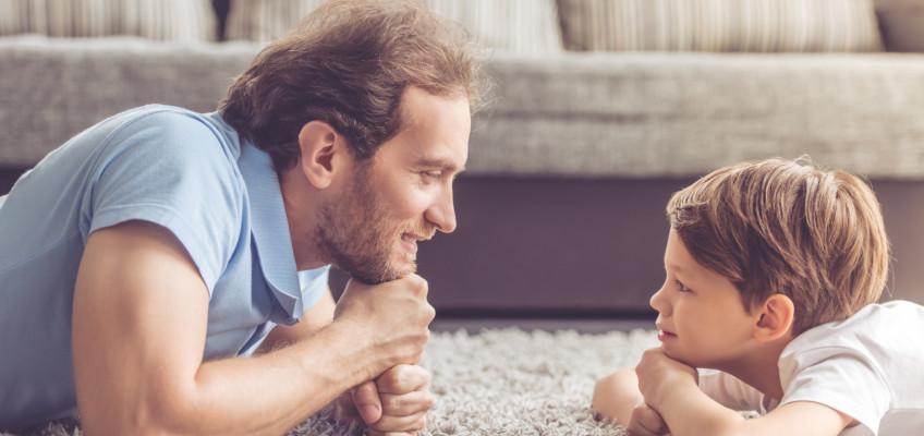 Umíte smysluplně trávit čas se svými dětmi?