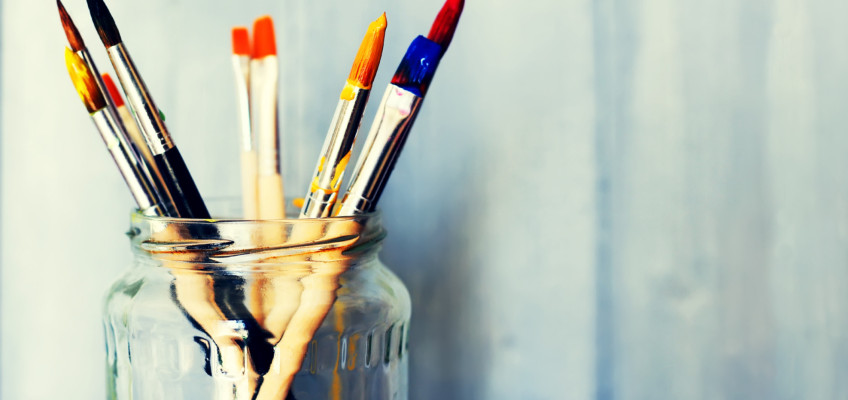 Kreativní malování podporuje rozvoj osobnosti dětí i dospělých
