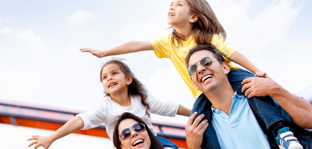 Kam vyrazit během května s celou rodinou na výlet Creative Commons (shutterstock.com)
