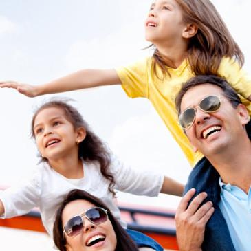 Kam vyrazit během května s celou rodinou na výlet?