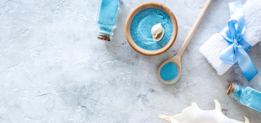 Objevte léčivé účinky kosmetiky se solí z Mrtvého moře