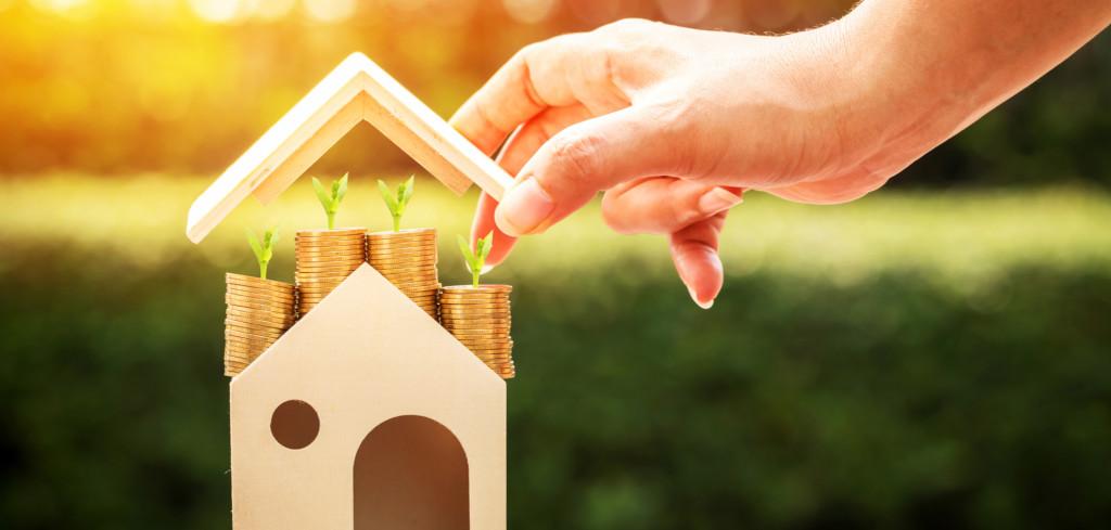 Investiční nemovitosti jsou nejbezpečnějším zhodnocením peněz a jistotou do budoucna Creative Commons (shutterstock.com)