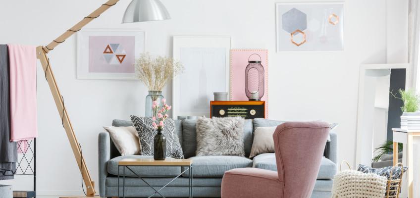 Jak dodat útulnému domovu punc originality, radí známá designérka