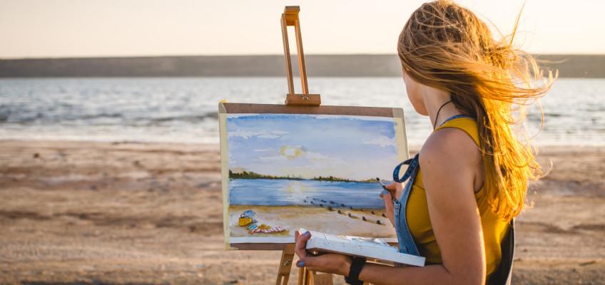 Kreativní tvoření uvolní mysl a zažene chmury