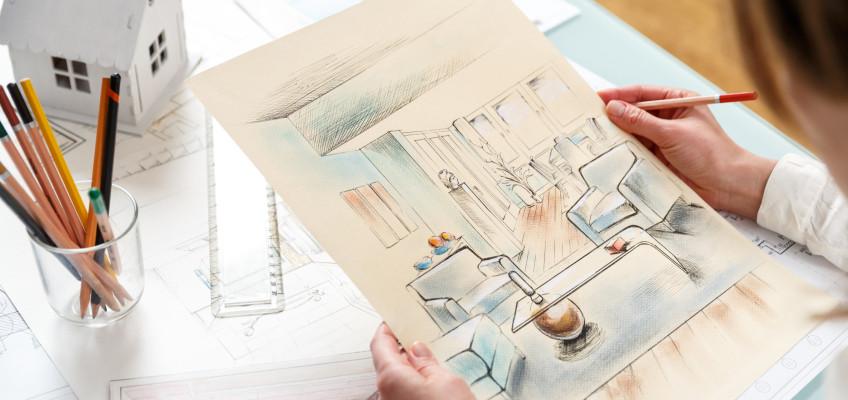 Interiérový designér a jeho role při zařizování interiéru