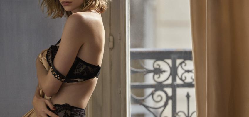 Elegantní, stylová, extravagantní. Taková je nová kolekce spodního prádla tradiční francouzské značky Aubade