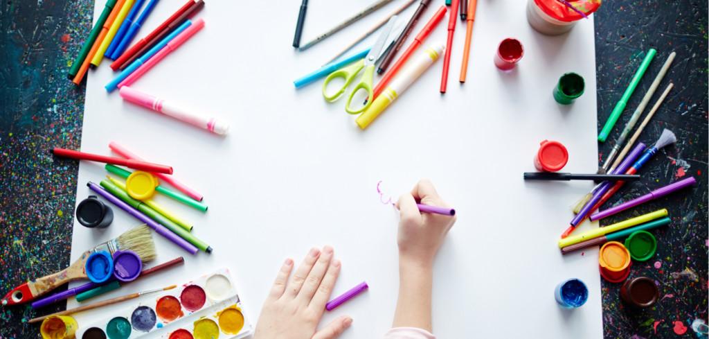 Tvořivé léto. Veďte děti ke kreativitě hrou Creative Commons (shutterstock.com)