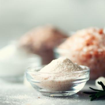 Dopřejte si luxusní podzimní péči o vaši pokožku a vlasy se solí a minerály z Mrtvého moře