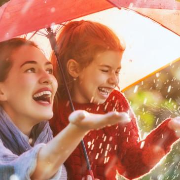 Kam vyrazit s rodinou během podzimních plískanic?
