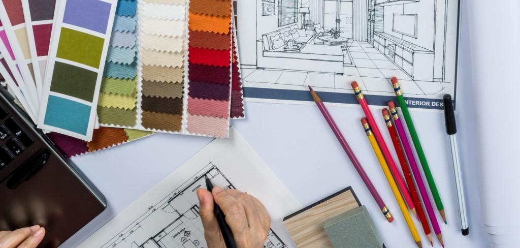 Bytový design. Kdy se vyplatí povolat do služby odborníka na návrh interiéru Creative Commons (shutterstock.com)