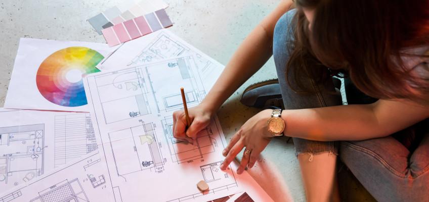 Designérka interiérů Anke Glut nás nechala nahlédnout do své práce. Kde se inspiruje a jak tvoří návrhy?