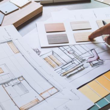 Využijte na rekonstrukci bytu služby interiérového designéra. Řekneme vám, proč se to vyplatí!