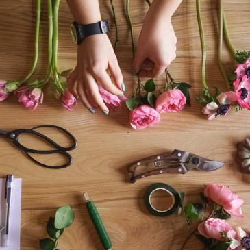 Zkraťte si čekání na jaro kreativním vyráběním