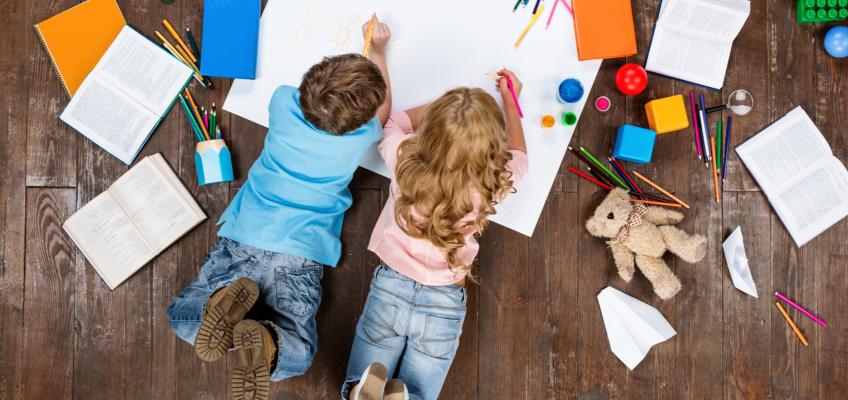 Jak vést děti k umělecké tvorbě?