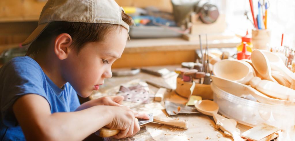 Povinné virové prázdniny. Jak zabavit děti, aby čas doma strávily produktivně Creative Commons (shutterstock.com)