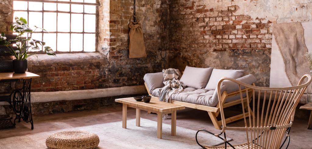 Wabi Sabi je životní filosofie i trend v bydlení. Oslavuje harmonii a krásu spočívající v nedokonalosti Creative Commons (shutterstock.com)