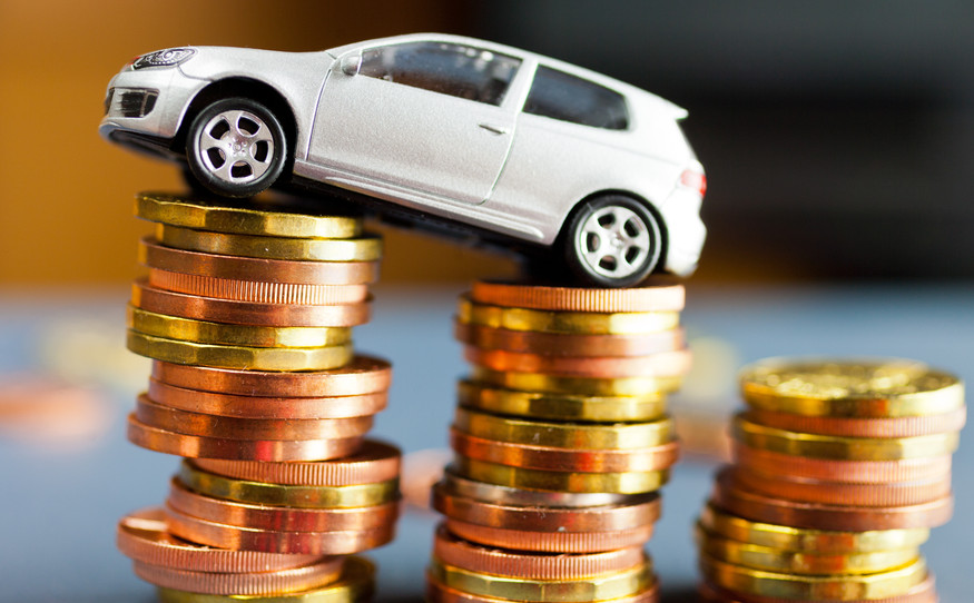 český automobilový průmysl - ekonomika a finance - výdaje za auto / Economy and finance - money and car expenses