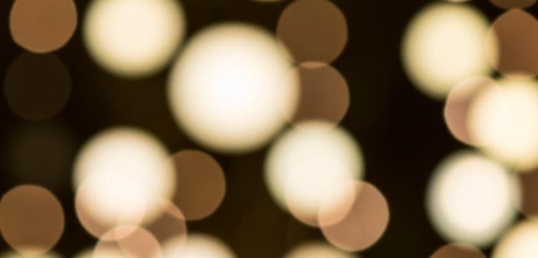 Posviťte si na vánoční osvětlení, advent se blíží