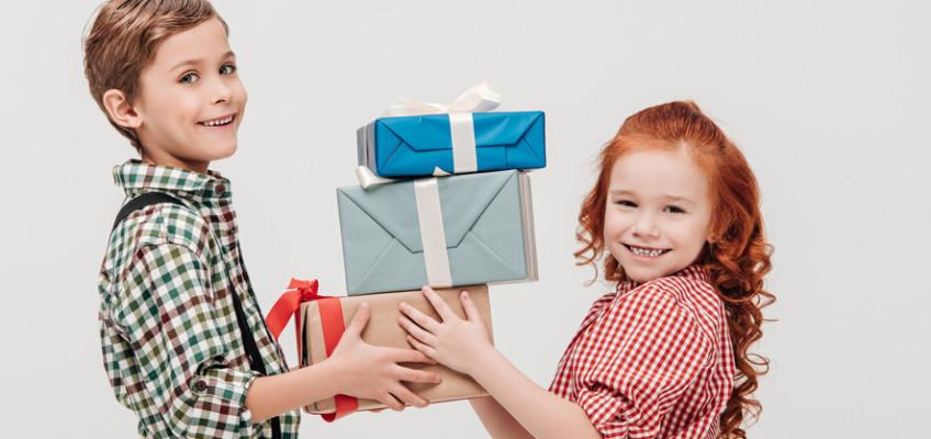 Tipy na dárky pro kreativní děti